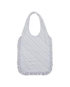 Shopper taske med print