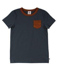 RHINO T-shirt med lomme