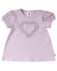 COZY ME T-shirt med hjerte
