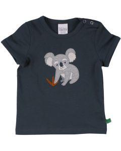 KOALA T-shirt med front tryk