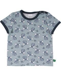 KOALA kort-ærmet T-shirt med print