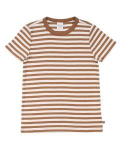 STRIPE T-shirt i økologisk bomuld
