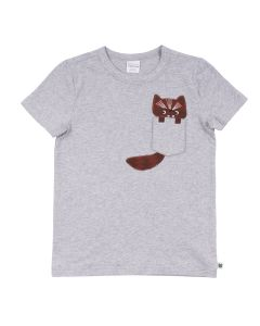 HELLO racoon T-shirt