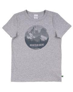 ALFA T-shirt med front print
