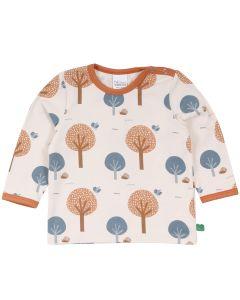 TREE langærmet bluse -BABY