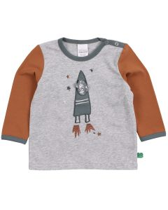 ASTRO bluse med astronaut -BABY