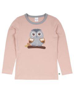 HELLO owl bluse
