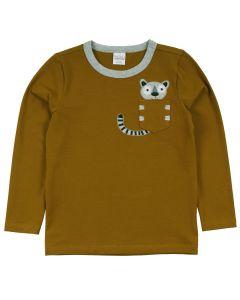 HELLO lemur bluse med brystlomme
