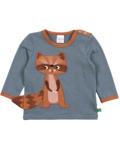HELLO raccoon bluse -BABY