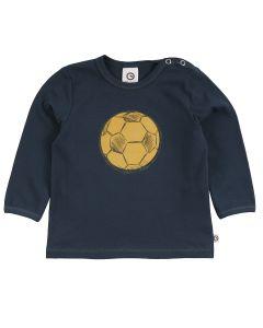 BALL langærmet T-shirt med print