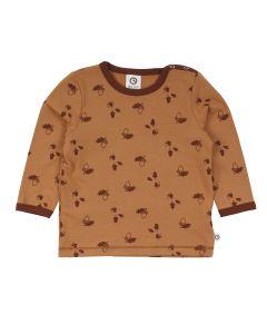 ACORN langærmet T-shirt med print -BABY
