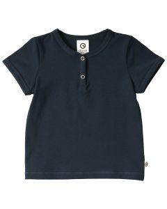COZY ME T-shirt med knapper