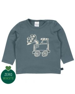 TRACTOR bluse med traktor