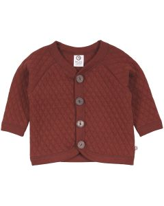 QUILT jakke / cardigan med knapper