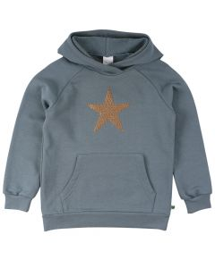 STAR sweat hættetrøje