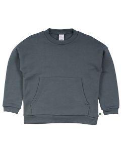 SWEAT trøje med front lomme