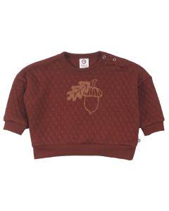 ACORN quiltet sweat-trøje -BABY