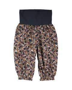 BLOSSOM bukser med blomster print