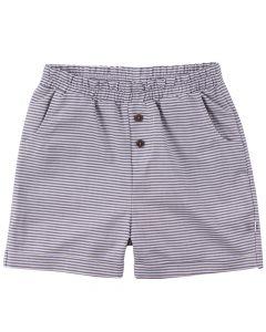 WOVEN stribede shorts