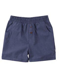 CHAMBRAY shorts-BABY
