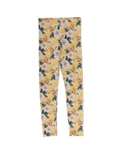BLOOM leggings med blomster