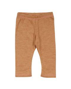 WOOLLY SILK leggings i uld/silke