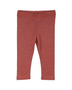 WOOLLY SILK leggings i økologisk uld/silke -BABY