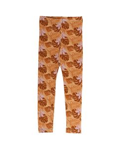 SAFARI leggings med print