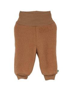 WOOL bukser i merino uld fleece