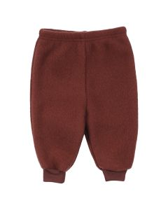 WOOLLY bukser i merino uld fleece
