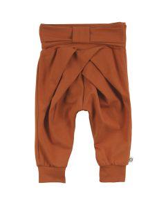 COZY ME bukser med sløjfe