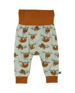 SLOTH bukser med print