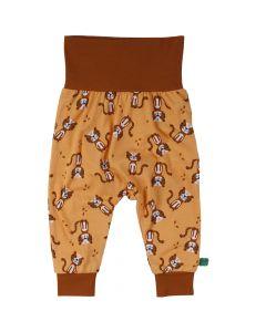 BENGAL bukser med print