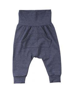 DENIM bukser med lomme