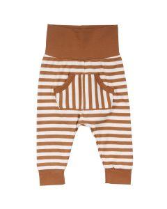 STRIPE bukser med lomme -BABY