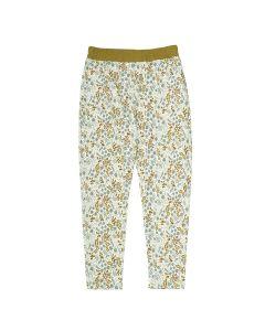 BOTANY bukser med print