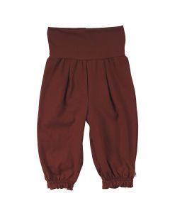 COZY ME bukser med rynkeelastik
