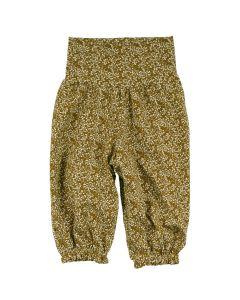 PETIT FLEUR bukser med print