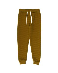 QUILT bukser med bindebånd