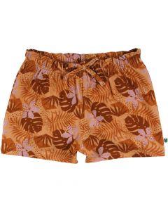SAFARI shorts med bindebånds sløjfe