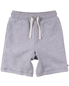SWEAT shorts med bindebånd og lommer
