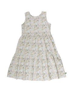 LEAF kjole med lag og vidde