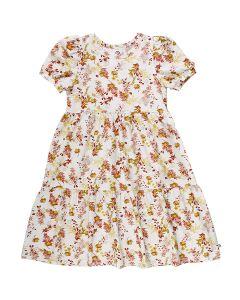 CALENDULA kjole med print