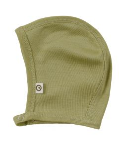 WOOLLY SILK babyhat i økologisk uld/silke