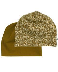 PETIT FLEUR beanie / hat 2-pak -BABY