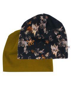 POETRY beanie / hat 2-pak