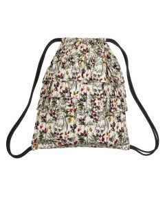 WINTER FLOWER taske med stropper