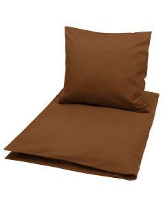 SOLID sengetøj i økologisk bomuld -VOKSEN