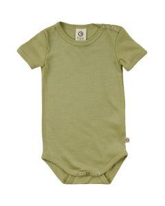 WOOLLY SILK body i økologisk uld/silke