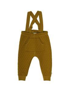 QUILT sele-bukser i tyk kvalitet